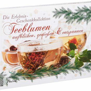 Feelino Teeblumen Adventskalender 2018