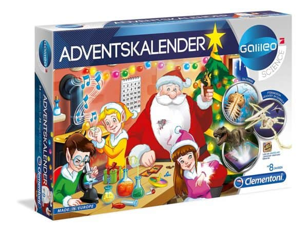 Galileo Adventskalender 2018