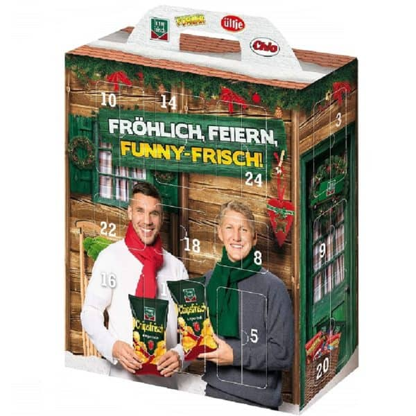 Intersnack Adventskalender 2018