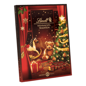 Lindt Weihnachtstradition