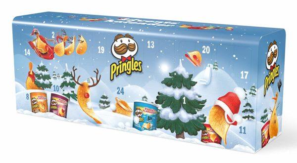Pringles Adventskalender 2018