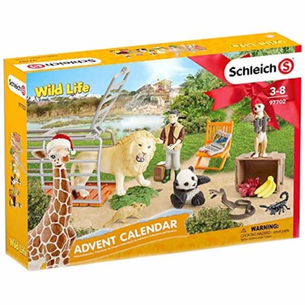 schleich adventskalender 2018. Black Bedroom Furniture Sets. Home Design Ideas