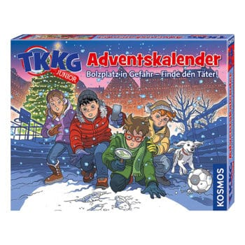 TKKG Junior Adventskalender