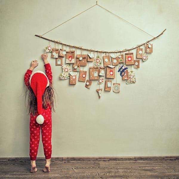 Weihnachtskalender Für Kinder Basteln.Adventskalender Für Kinder Befüllen Www Adventskalender De