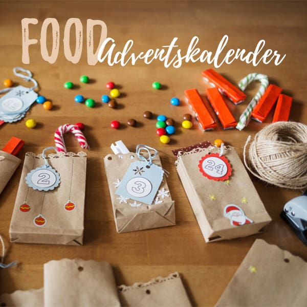 Food Adventskalender befüllen