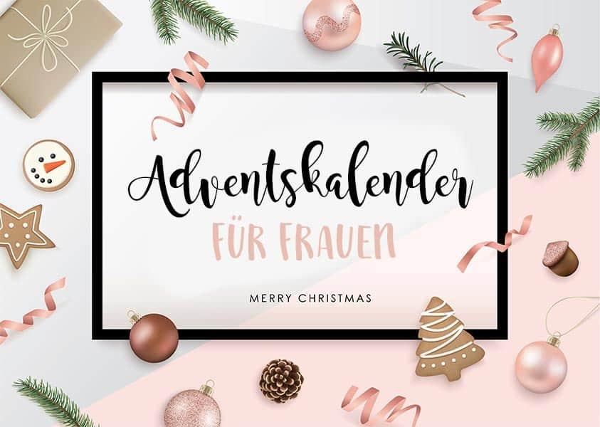 Teaser Adventskalender für Frauen