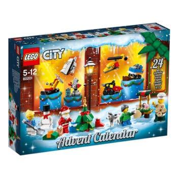 Lego City Adventskalender 2018