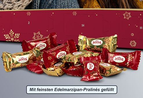 foto adventskalender mit marzipan selbst gestalten. Black Bedroom Furniture Sets. Home Design Ideas