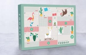 Foodist Active Adventskalender 2018