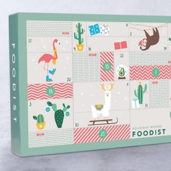 Foodist Active Adventskalender 2018