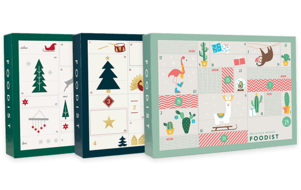 Foodist Adventskalender 2018