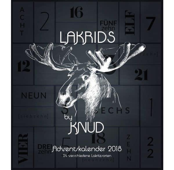 Knud XXL Lakritz Adventskalender 2018