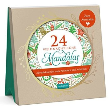 Mandala Adventskalender