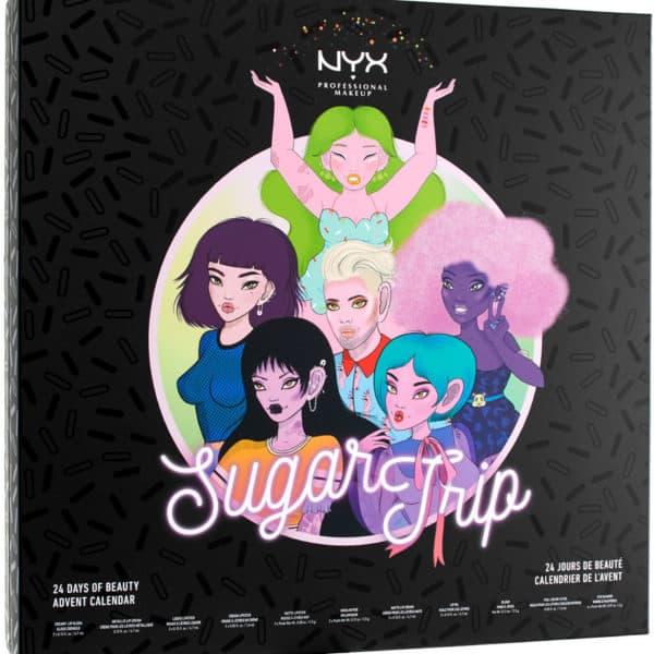 NYX Sugar Trip Adventskalender 2018