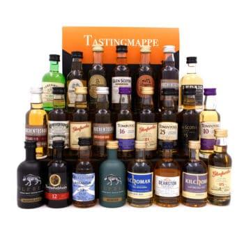 Whiskyworld Whisky Adventskalender 2018