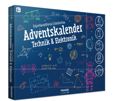 Adventskalender Technik & Elektronik 2019