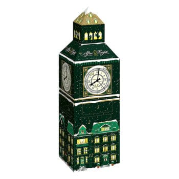 "After Eight-Adventskalender ""Big Ben"""
