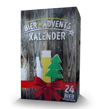 """Bieradventskalender """"24 Biere aus Sachsen"""" 2018"""