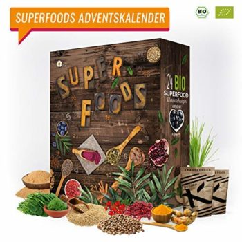 Boxiland Superfood Adventskalender