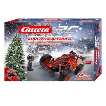 Carrera Adventskalender 2019
