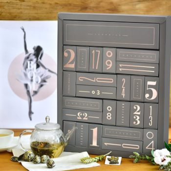 Design Teeblumen Adventskalender 2018