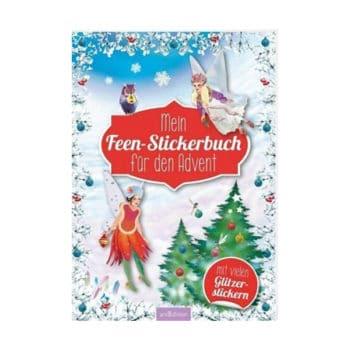 Feen-Stickerbuch Adventskalender 2019