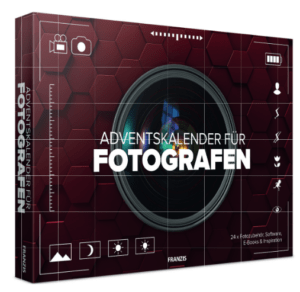 Franzis Fotografen Adventskalender 2019