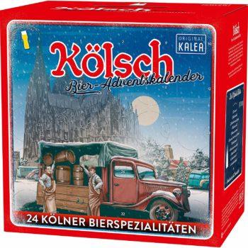 Kalea Kölsch Bier-Adventskalender 2018