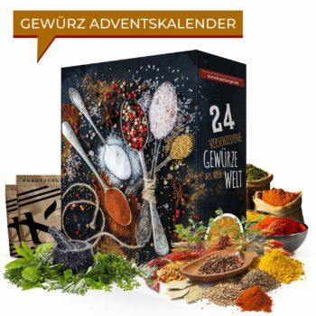 Krautberger Gewürz-Adventskalender 2018