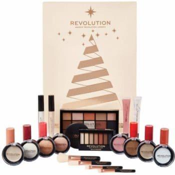 Make-up Revolution Adventskalender 2018