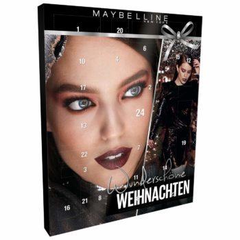 Maybelline New York Beauty Adventskalender 2018