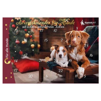 Nanook Hansepet Adventskalender für Hunde 2018