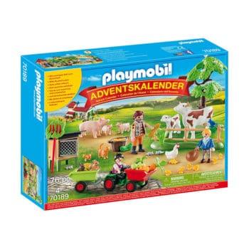 Playmobil Bauernhof-Adventskalender 2019