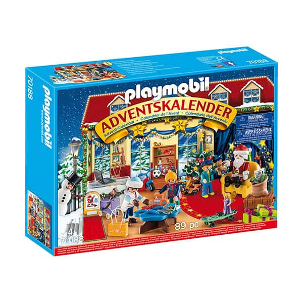 Adventskalender Kinderschokolade 2019