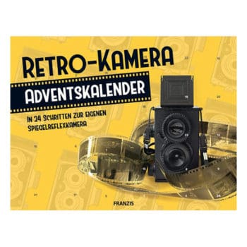 Retro Kamera Adventskalender 2019