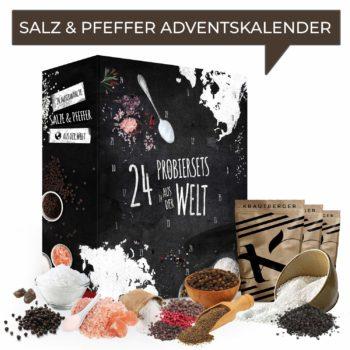 Salz & Pfeffer Adventskalender 2018