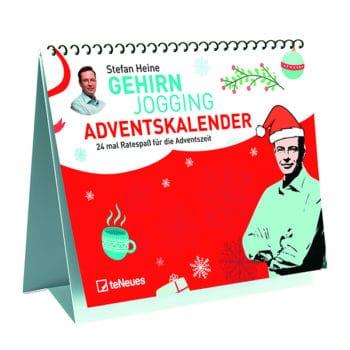 Stefan Heine Gehirnjogging-Adventskalender