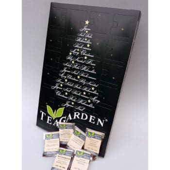 Teagarden Tee-Adventskalender 2019