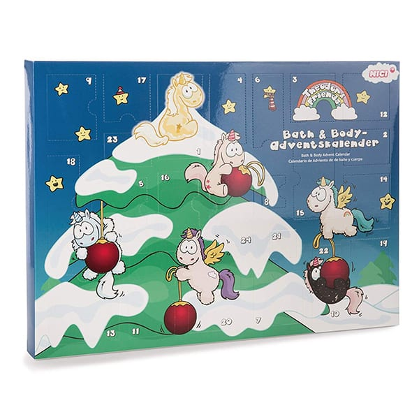 Theodor & Friends Bath & Body Adventskalender 2019