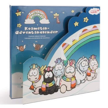 Theodor & Friends Kosmetik-Adventskalender 2019