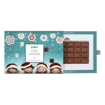 Wilbach Der kleine Schokoladen-Adventskalender