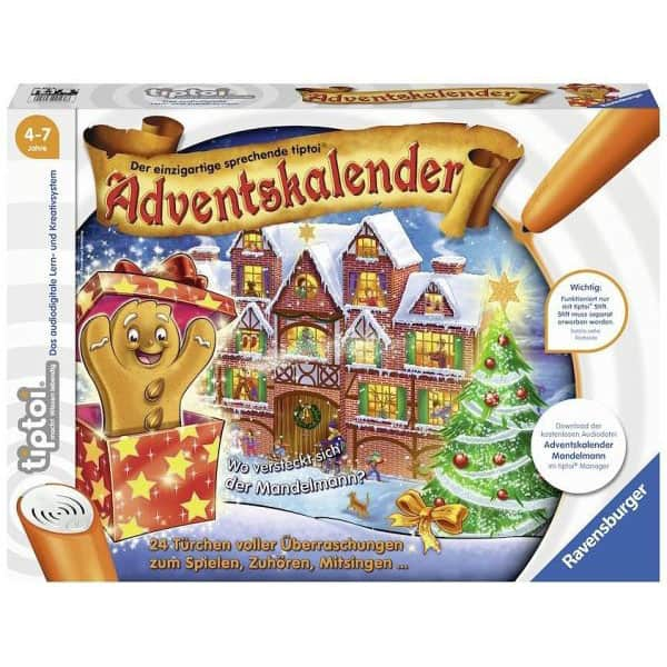 tiptoi Adventskalender 2019