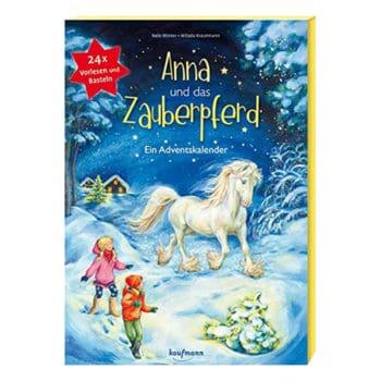 Anna und das Zauberpferd XXL-Bastel-Adventskalender 2019