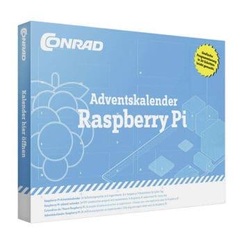 Conrad Rapsberry Pi Adventskalender 2018