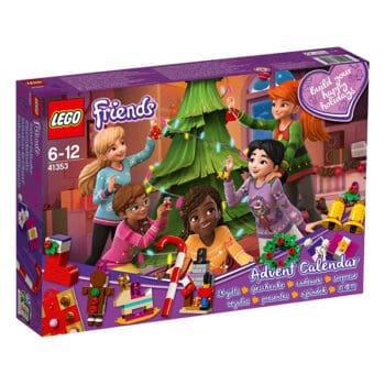Lego Friends Adventskalender 2018