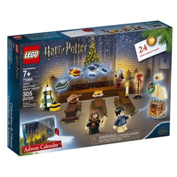 Lego Harry Potter Adventskalender 2019
