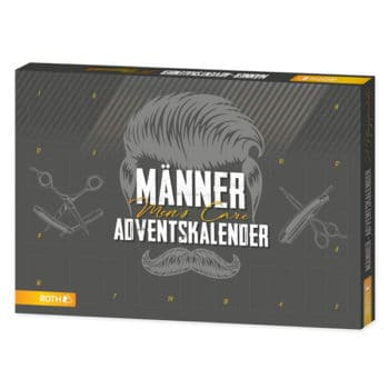 ROTH Männer-Adventskalender Men's Care 2019