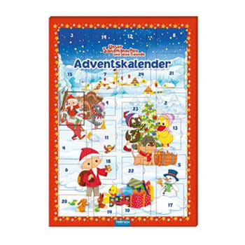 """Unser Sandmännchen"" Magnet-Adventskalender 2019"