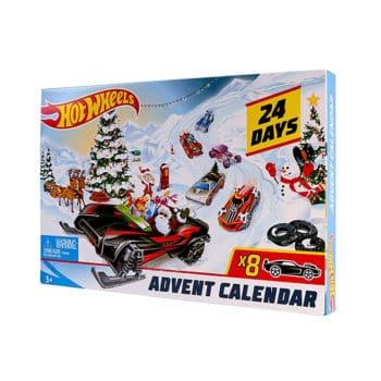 Weihnachtskalender Hot Wheels.Adventskalender Für Kinder 2019 Www Adventskalender De