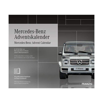 Mercedes Benz Adventskalender 2019